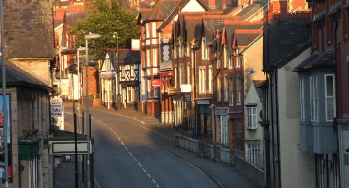Old Colwyn Street
