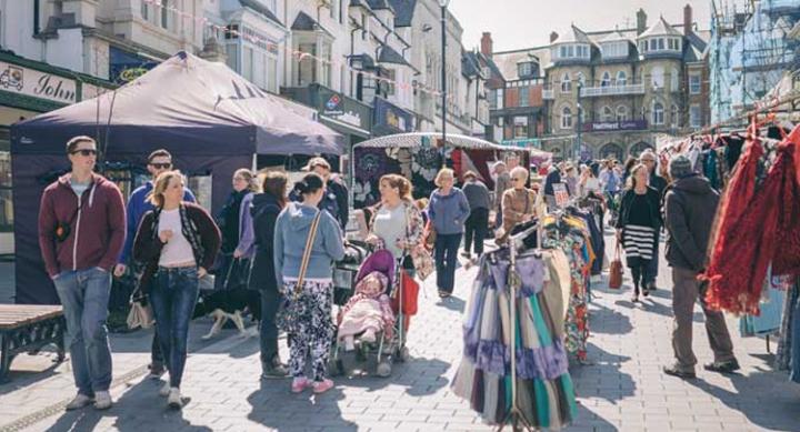 Colwyn Market
