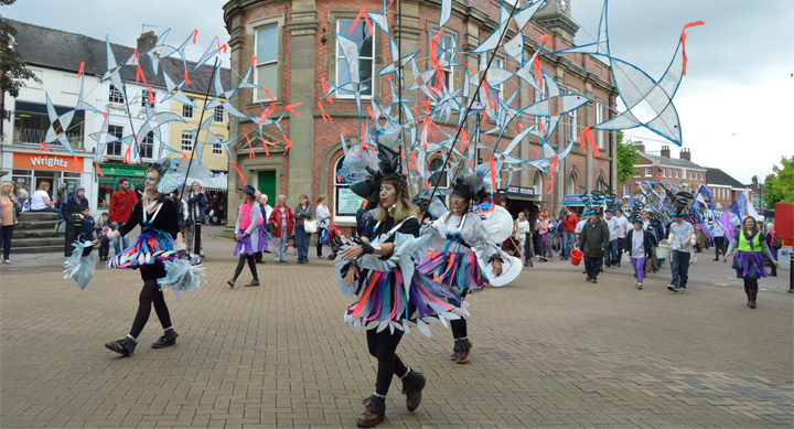 Newcastle-under-Lyme Event